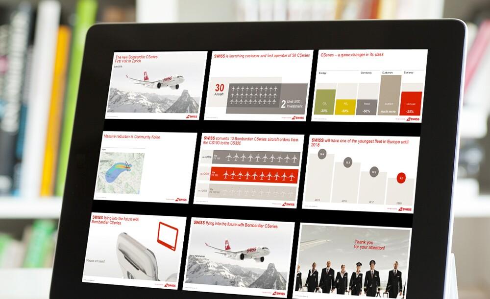 prsentationsdesign agentur ppt referenzen swis - Powerpoint Prasentationen Beispiele